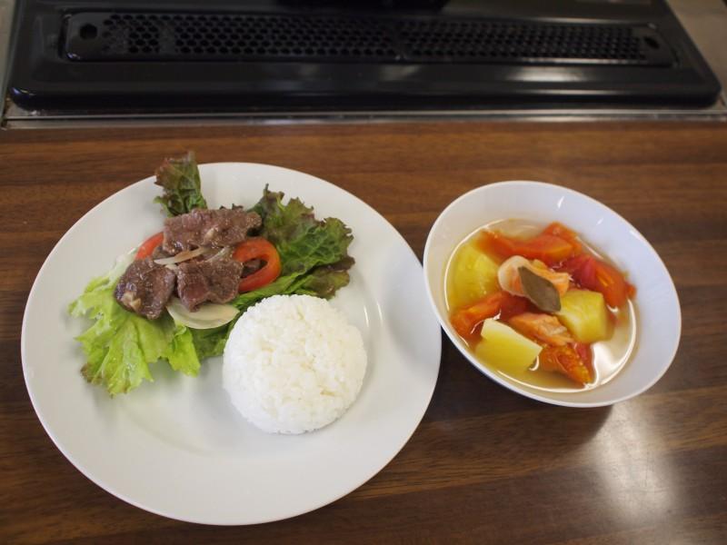 2014/09/13(土)カンボジア料理教室③