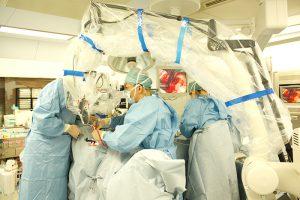脳外科 顕微鏡 手術